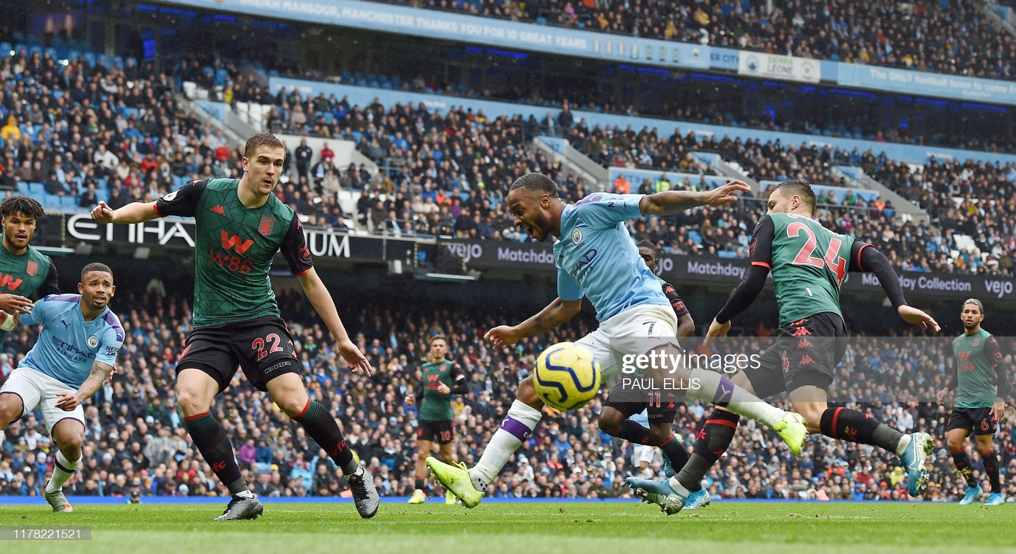 Manchester City vs Aston Villa preview, prediction and odds