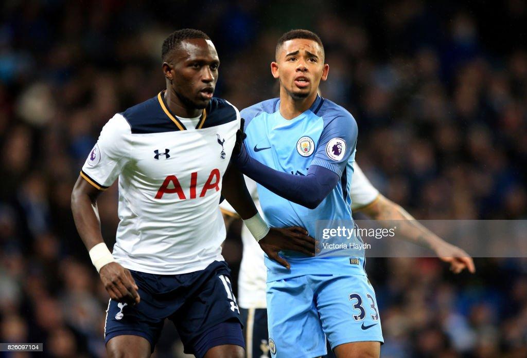 Manchester City v Tottenham Hotspur - Premier League - Etihad Stadium : News Photo