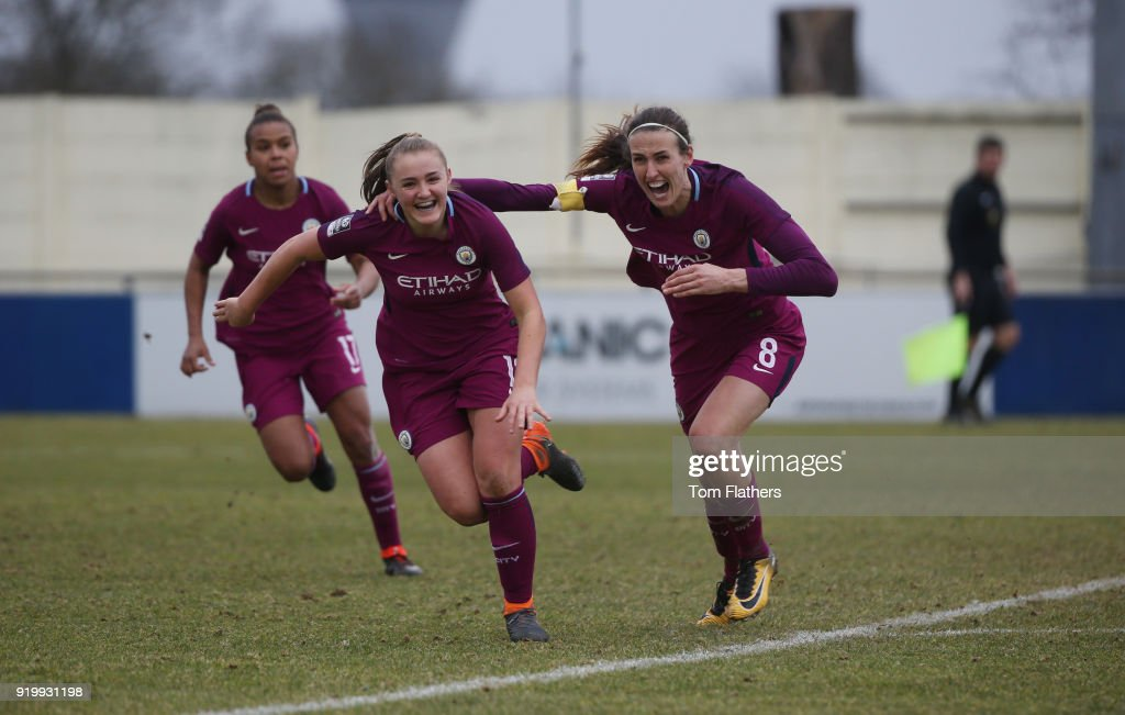 Birmingham City Ladies v 	Manchester City Women - SEE Women's FA Cup Fifth Round