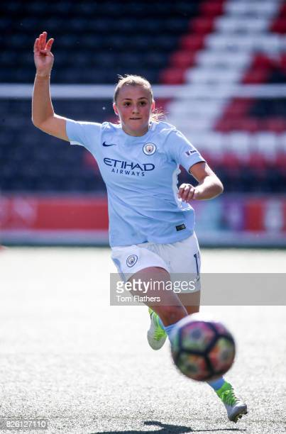 Manchester City's Georgia Stanway