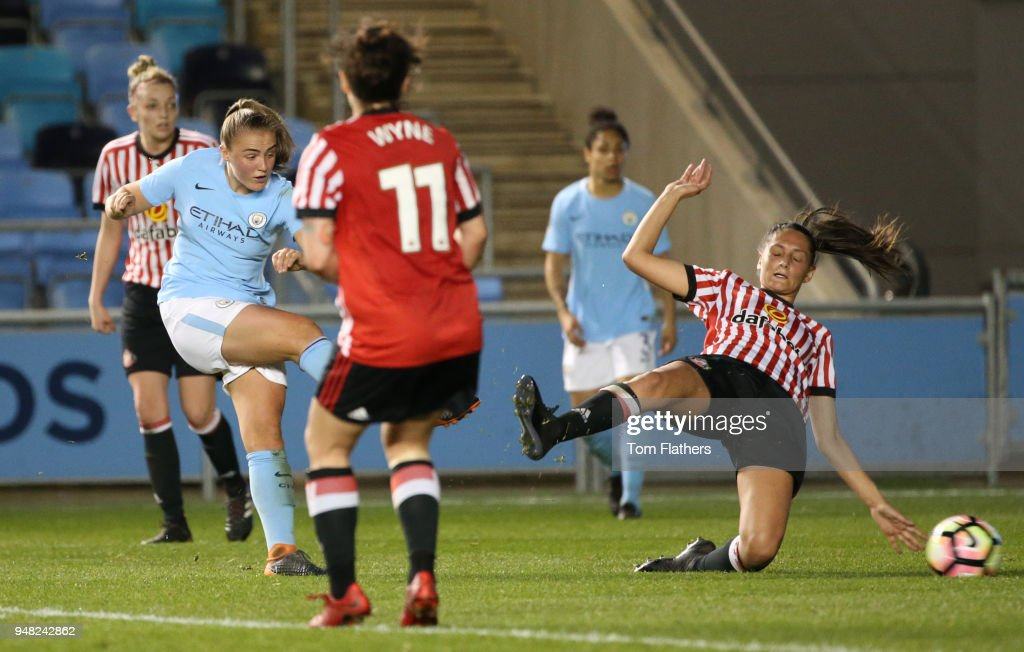 Manchester City Women v Sunderland Ladies - WSL