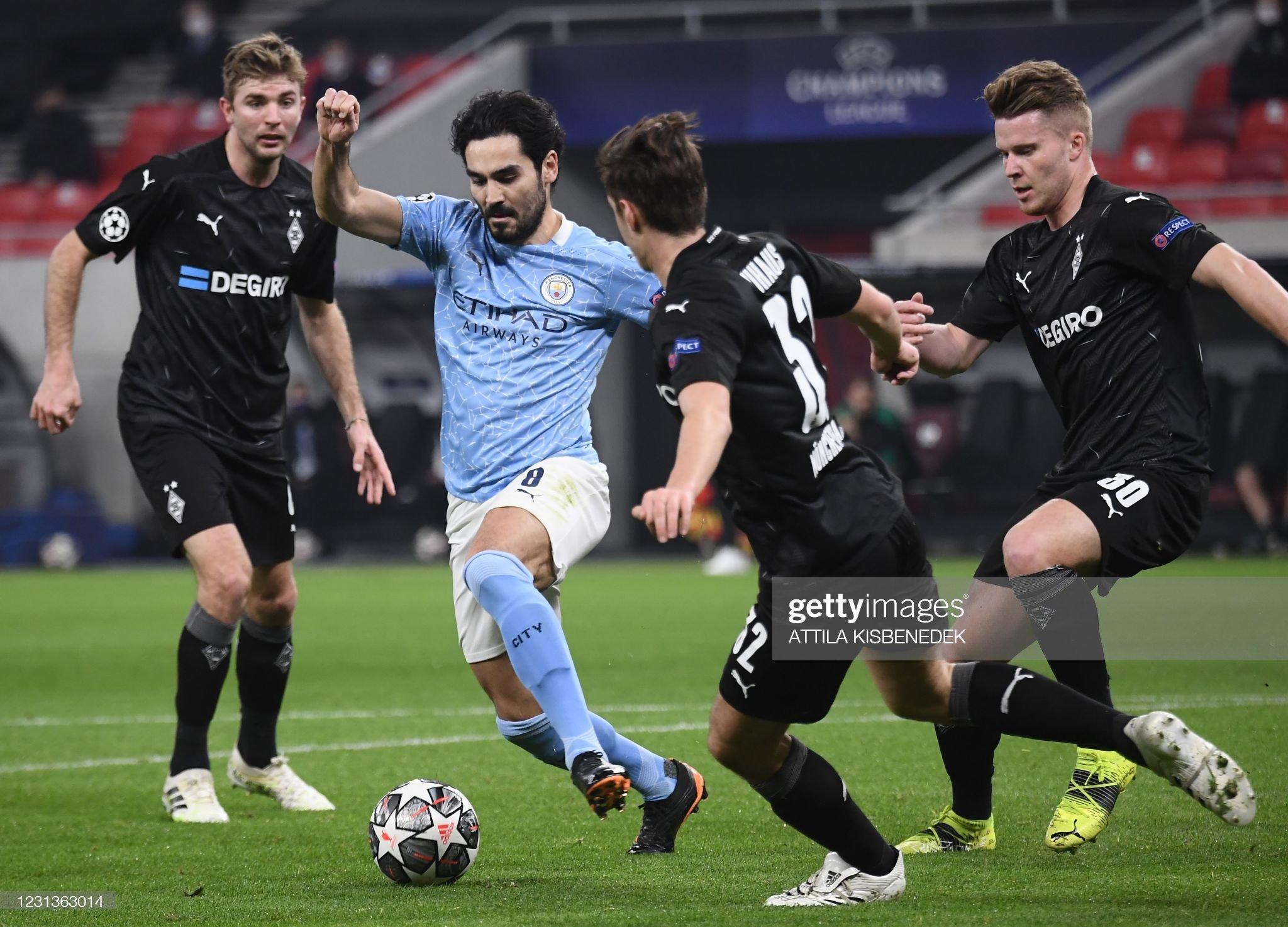 Manchester City vs Borussia Monchengladbach preview, prediction and odds