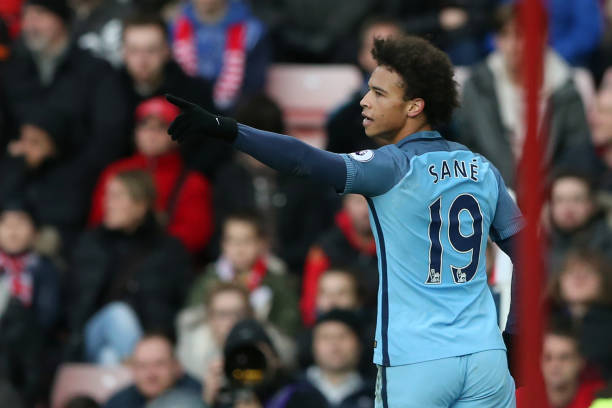 Opinion: Leroy Sané Is Not A Wing-back, So Stop Wasting