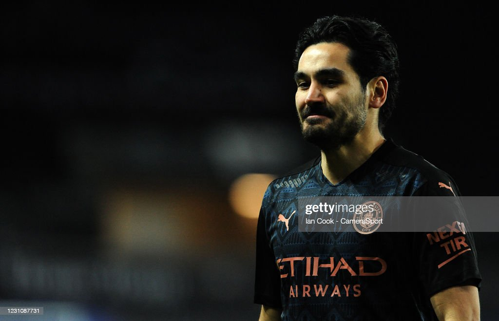 Swansea City v Manchester City: The Emirates FA Cup Fifth Round : News Photo