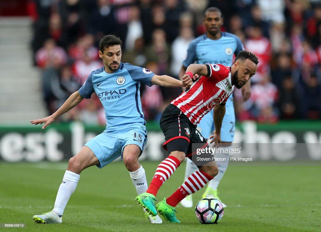 Southampton v Manchester City - Premier League - St Mary's Stadium : Foto di attualità