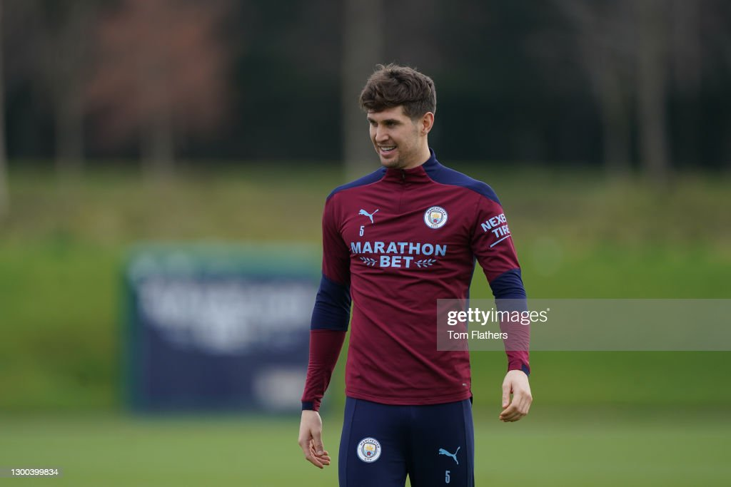 Manchester City Training Session : News Photo