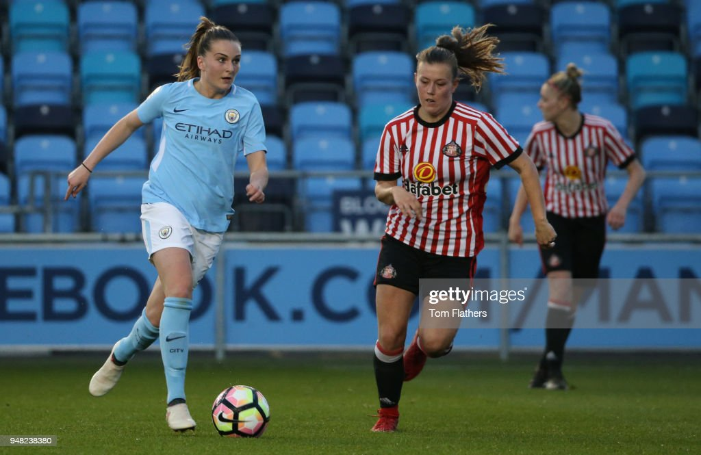 Manchester City Women v Sunderland Ladies - WSL : News Photo