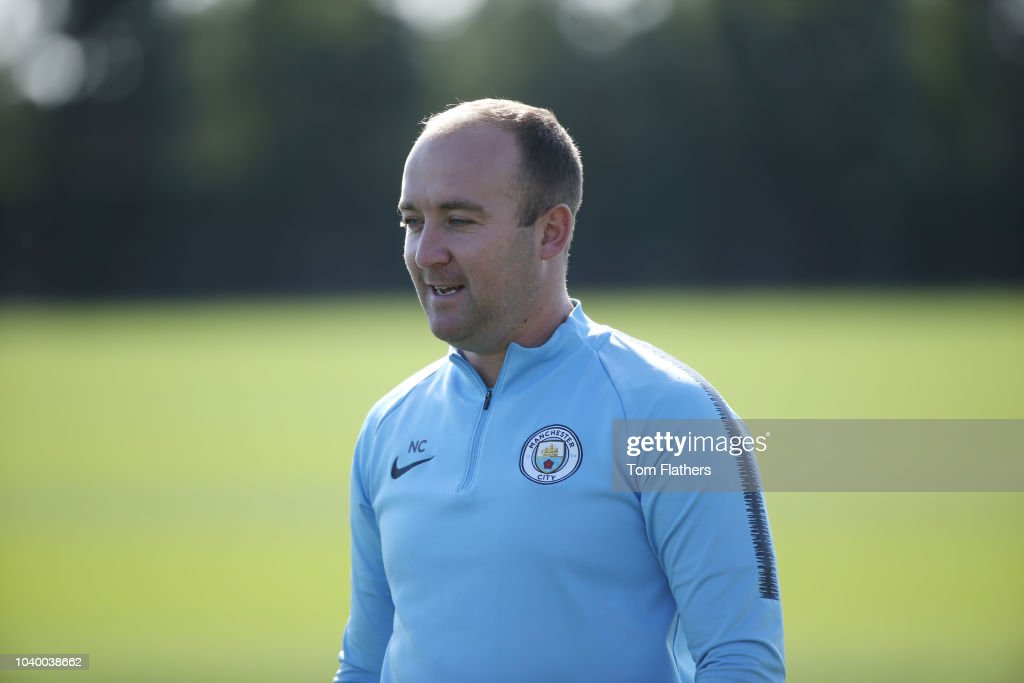 Manchester City Women's Training Session