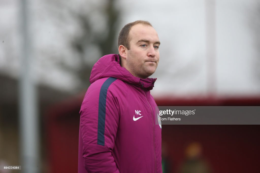 FA WSL Continental Tyres Cup - Bristol City Women v Manchester City Women