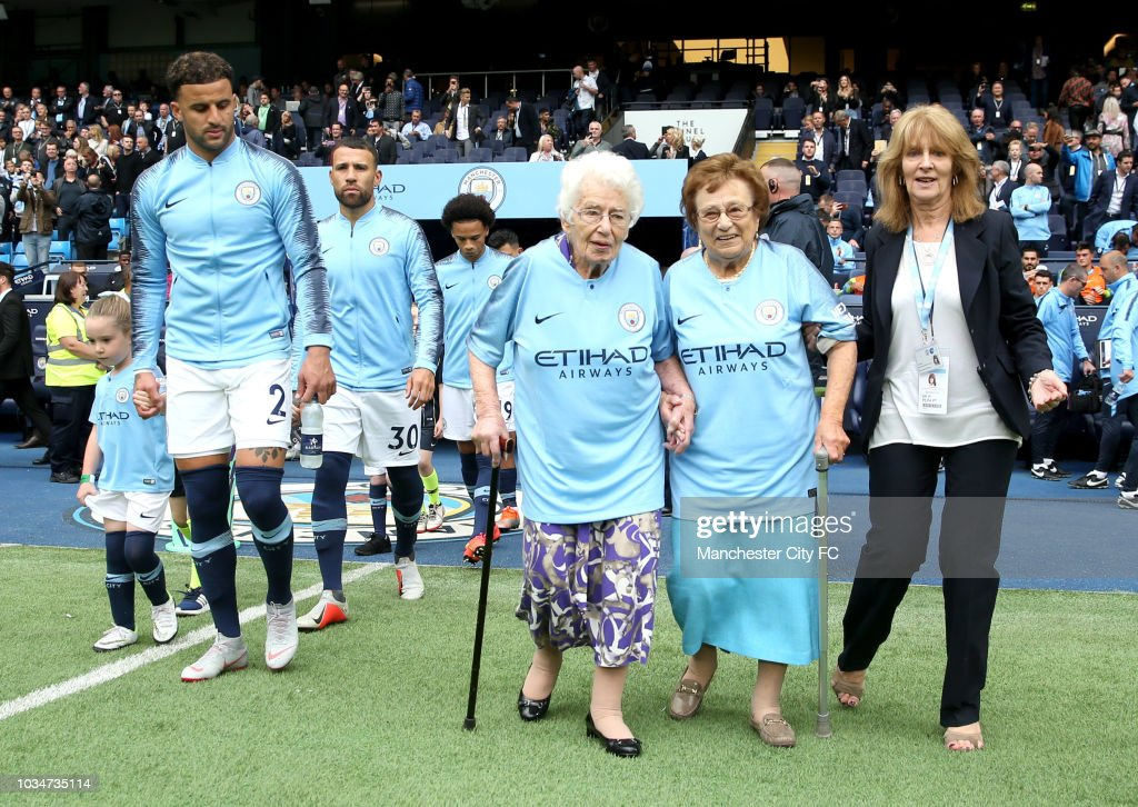 Manchester City v Fulham FC - Premier League : News Photo