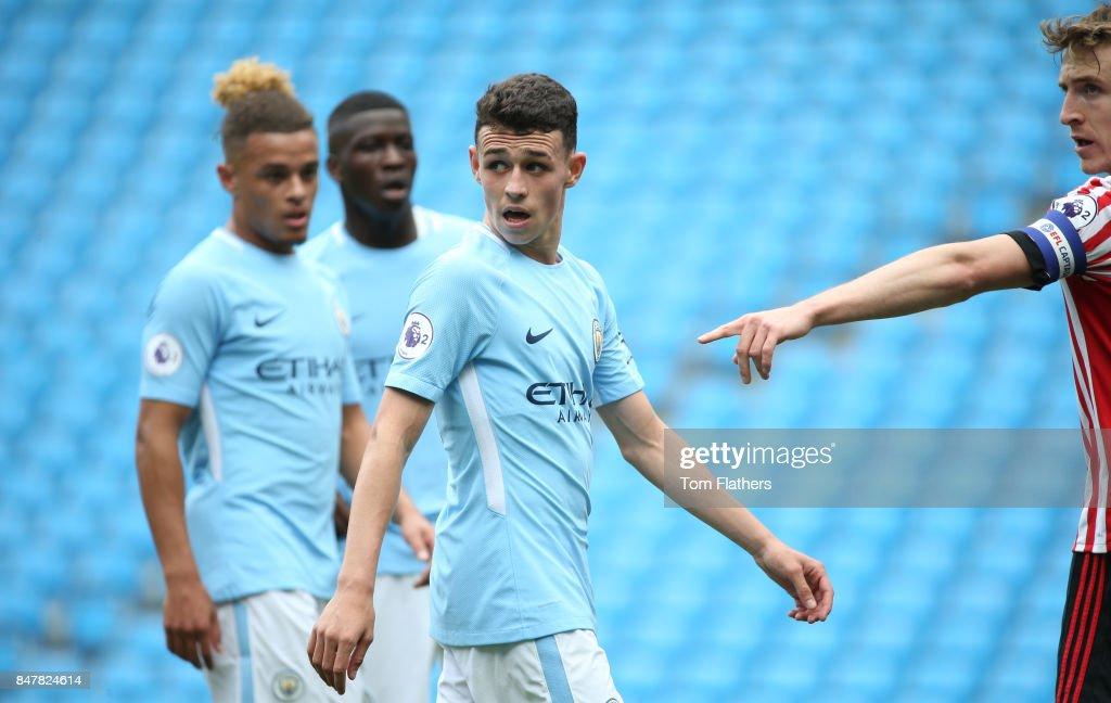 Manchester City v Sunderland: Premier League 2 : News Photo
