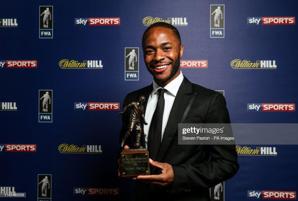 FWA Footballer of the Year Dinner - Landmark Hotel : News Photo