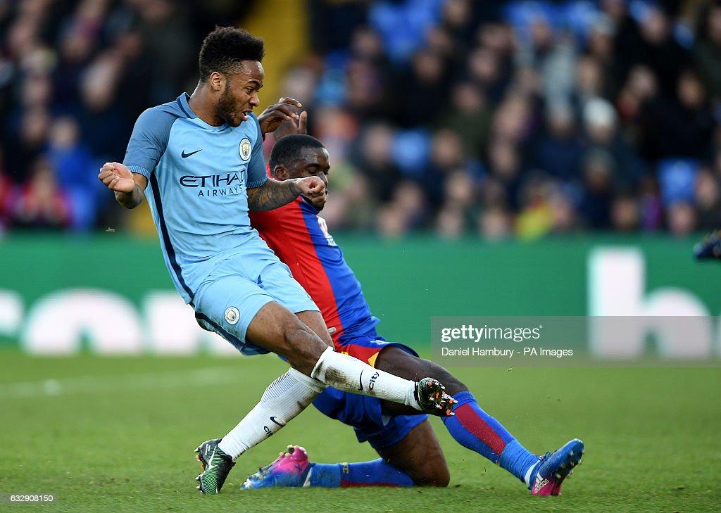 Crystal Palace v Manchester City - Emirates FA Cup - Selhurst Park : News Photo