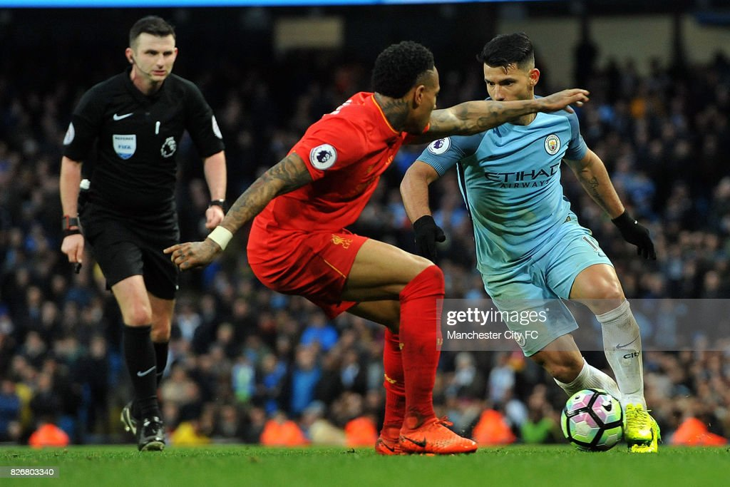 Manchester City v Liverpool - Premier League - Etihad Stadium : News Photo