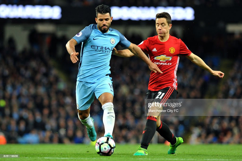 Manchester City v Manchester United - Premier League - Etihad Stadium : ニュース写真