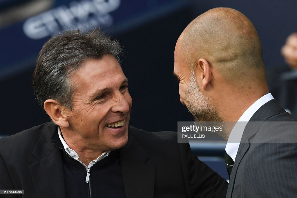 FBL-ENG-PR-MAN CITY-SOUTHAMPTON : News Photo