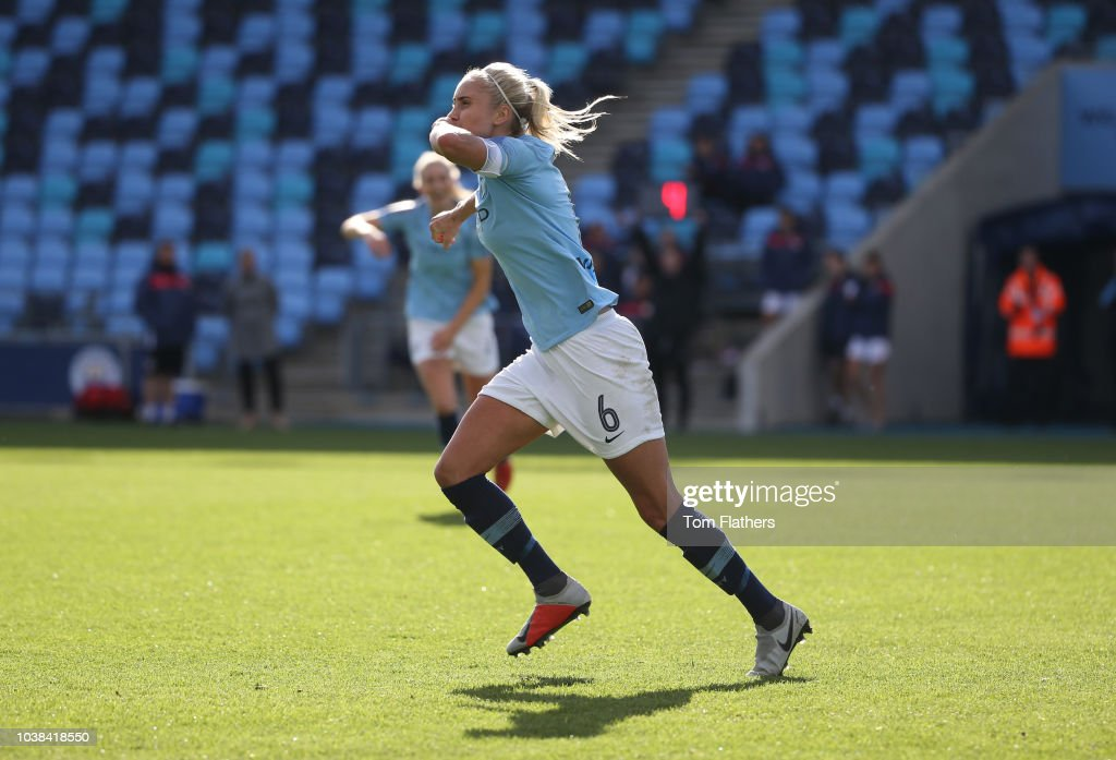Manchester City Women v Bristol City Women - FA WSL 1