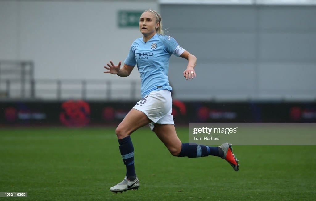 Manchester City Women FC v West Ham United Women FC: WSL 1 : News Photo