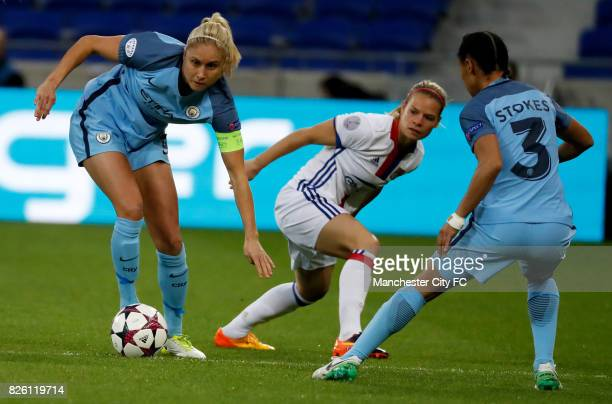 Manchester City's Steph Houghton