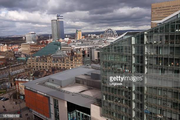 Innenstadt von Manchester