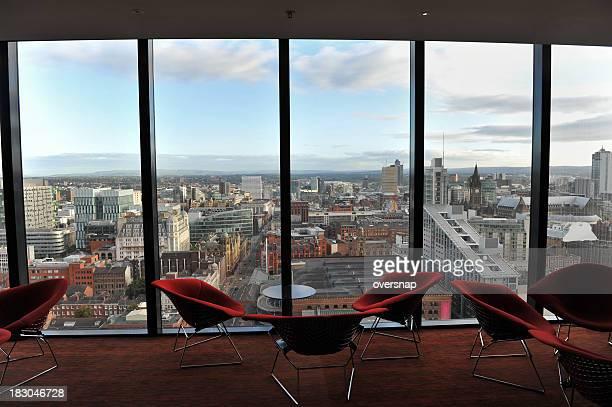 Manchester framed