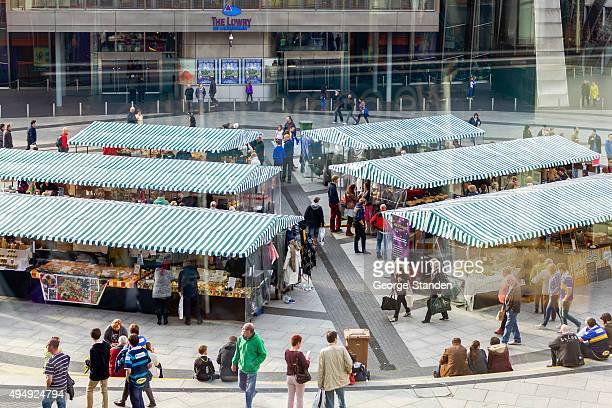 マンチェスター市場 - サルフォードキー ストックフォトと画像