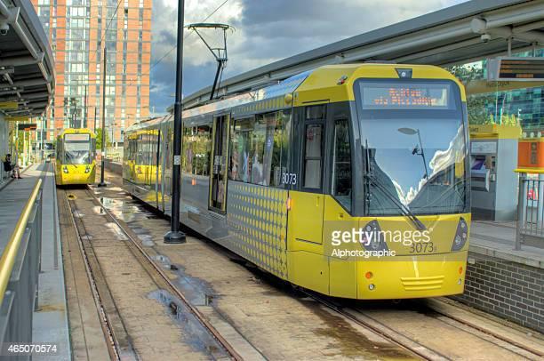 Manchester Metrolink tram