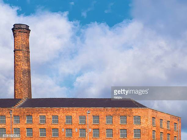Manchester, mill in Ancoats area