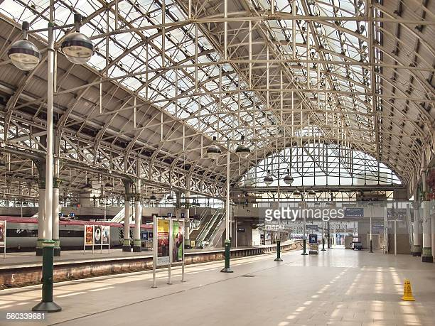 Manchester Piccadilly train station