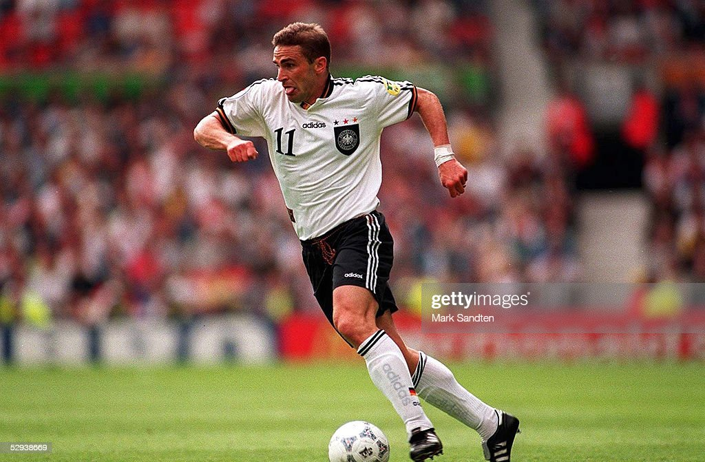 FUSSBALL: EURO 1996 GER : News Photo