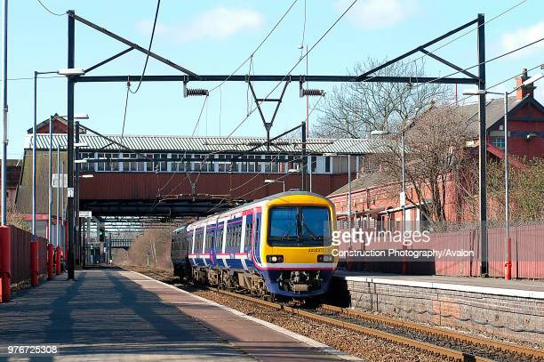 Manchester still retains a variety of urban services including the Hadfield Manchester Piccadilly service which was originally energised at 15Kv DC...