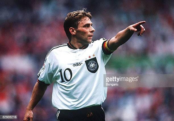 Manchester; Thomas HAESSLER Fussballspieler Deutschland