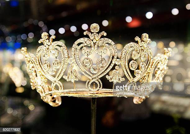 Manchester Tiara by Cartier, Victoria and Albert Museum, London