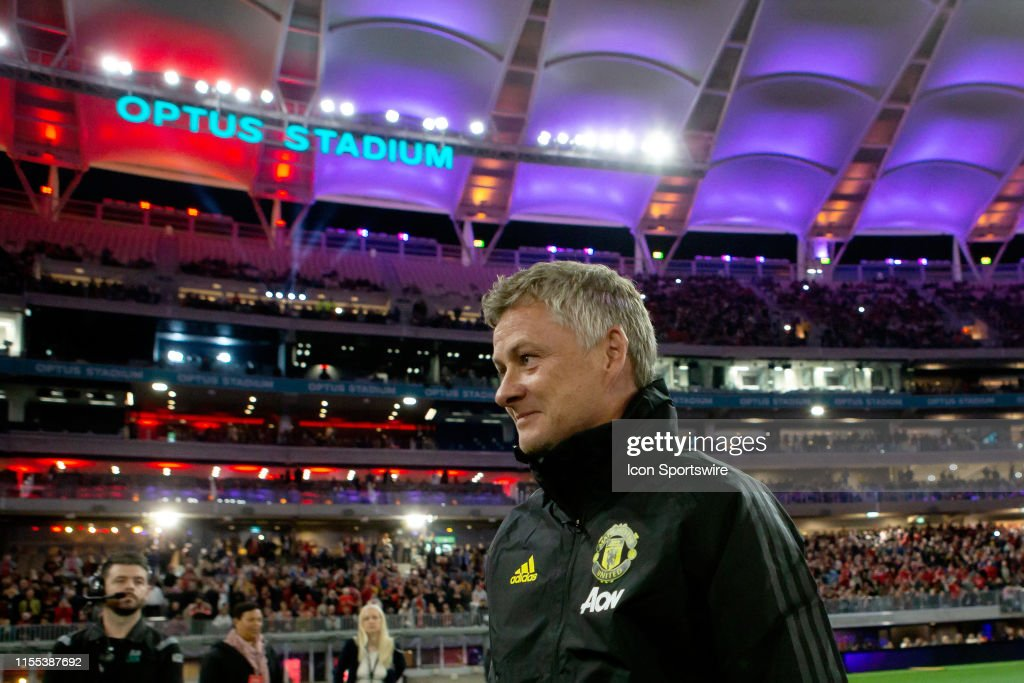 SOCCER: JUL 13 International - Manchester United at Perth Glory : News Photo