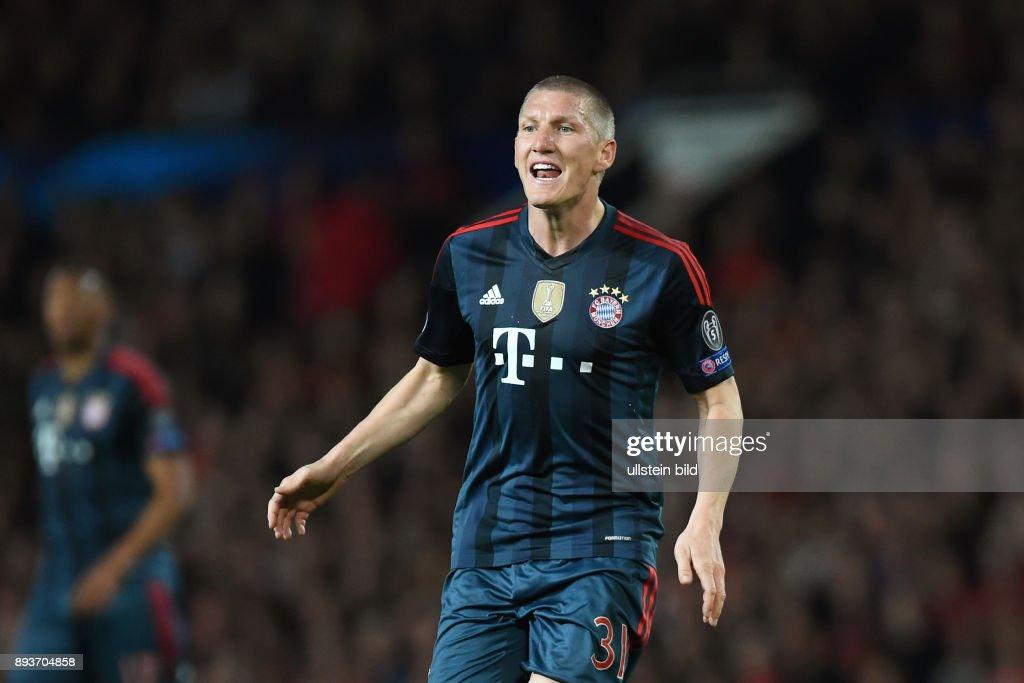 Manchester United FC - FC Bayern Muenchen Bastian