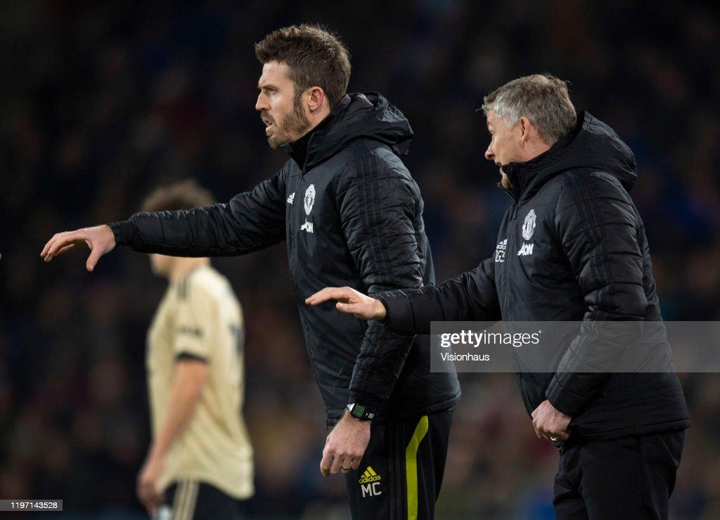 Burnley FC v Manchester United - Premier League : News Photo