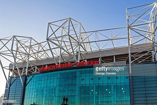 manchester united football club - club football stockfoto's en -beelden