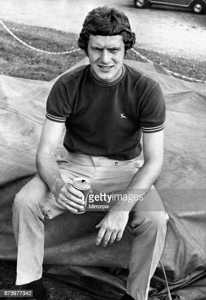 Manchester United footballer Brain Kidd August 1971