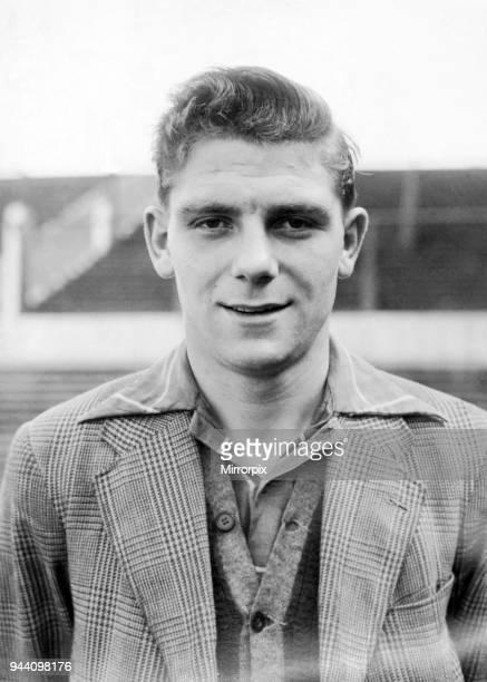Manchester United footballer Duncan Edwards, September 1953.