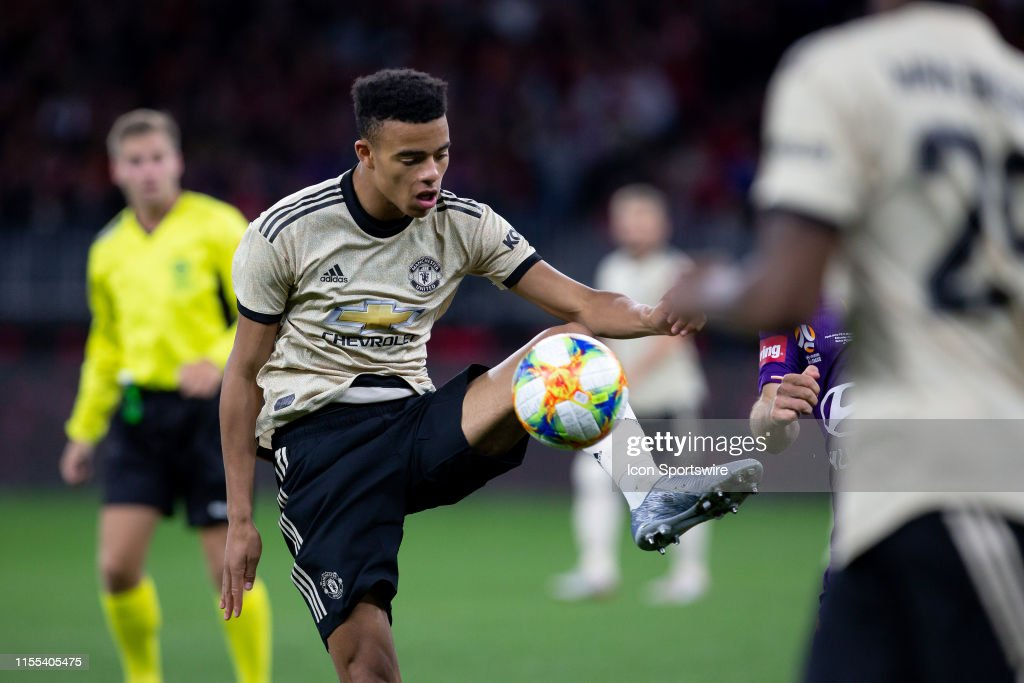 SOCCER: JUL 13 International - Manchester United at Perth Glory : News Photo