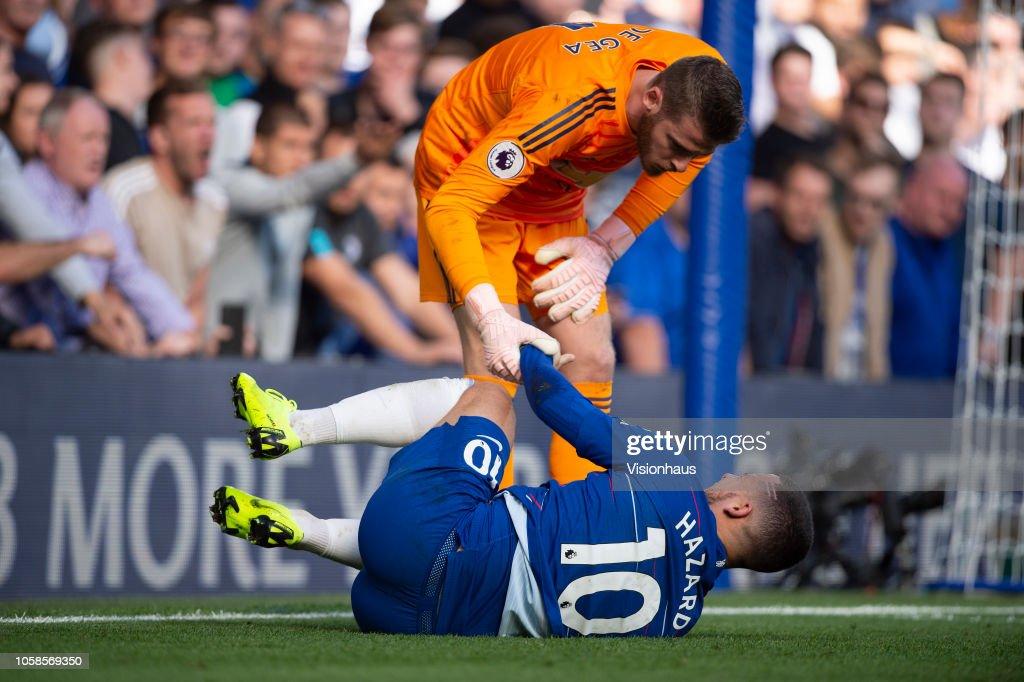 Chelsea FC v Manchester United FC - Premier League