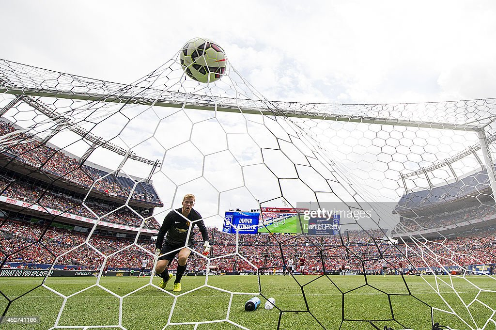 Manchester United vs AS Roma - Guinness International Champions Cup : News Photo
