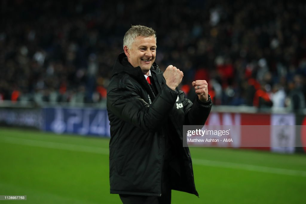 Paris Saint-Germain v Manchester United - UEFA Champions League Round of 16: Second Leg : News Photo