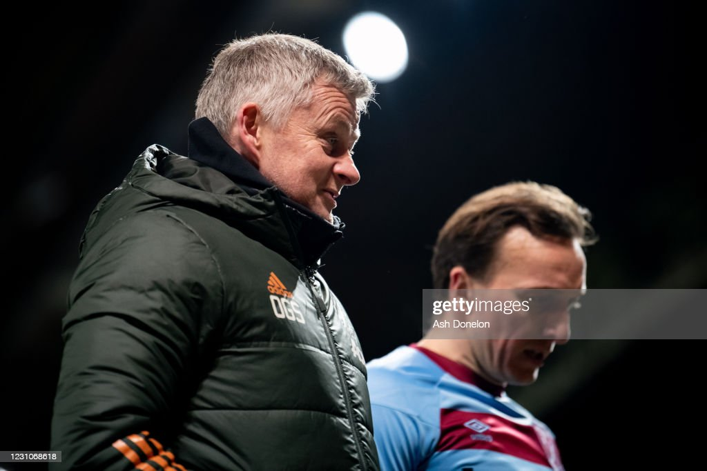 Manchester United v West Ham United: The Emirates FA Cup Fifth Round : News Photo