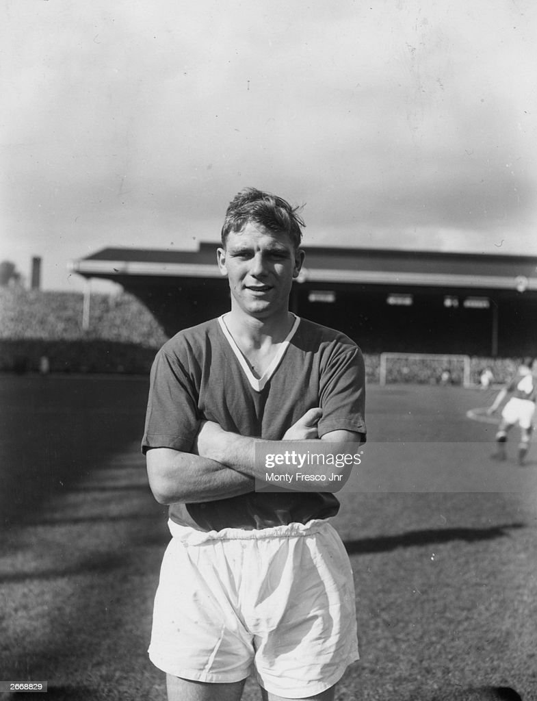 Duncan Edwards : News Photo