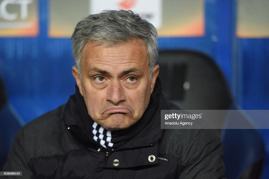 FC Zorya Luhansk v Manchester United - UEFA Europa League : News Photo