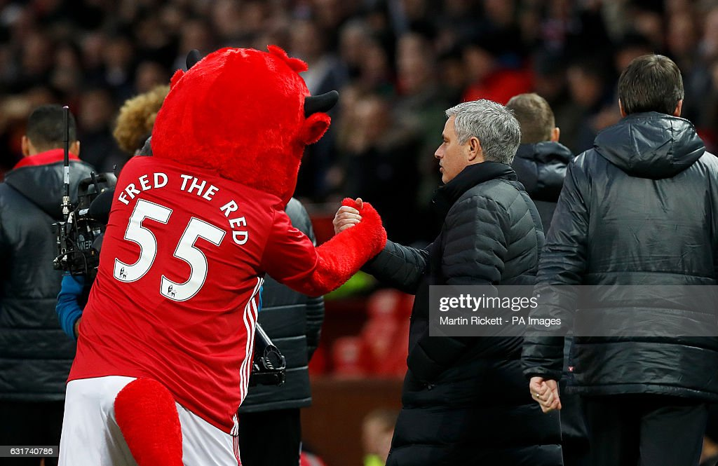 Manchester United v Liverpool - Premier League - Old Trafford : News Photo