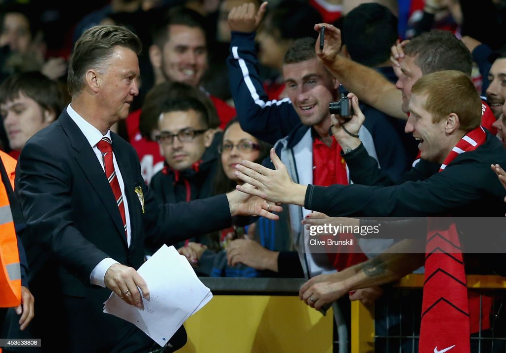Manchester United v Valencia - Pre Season Friendly : News Photo