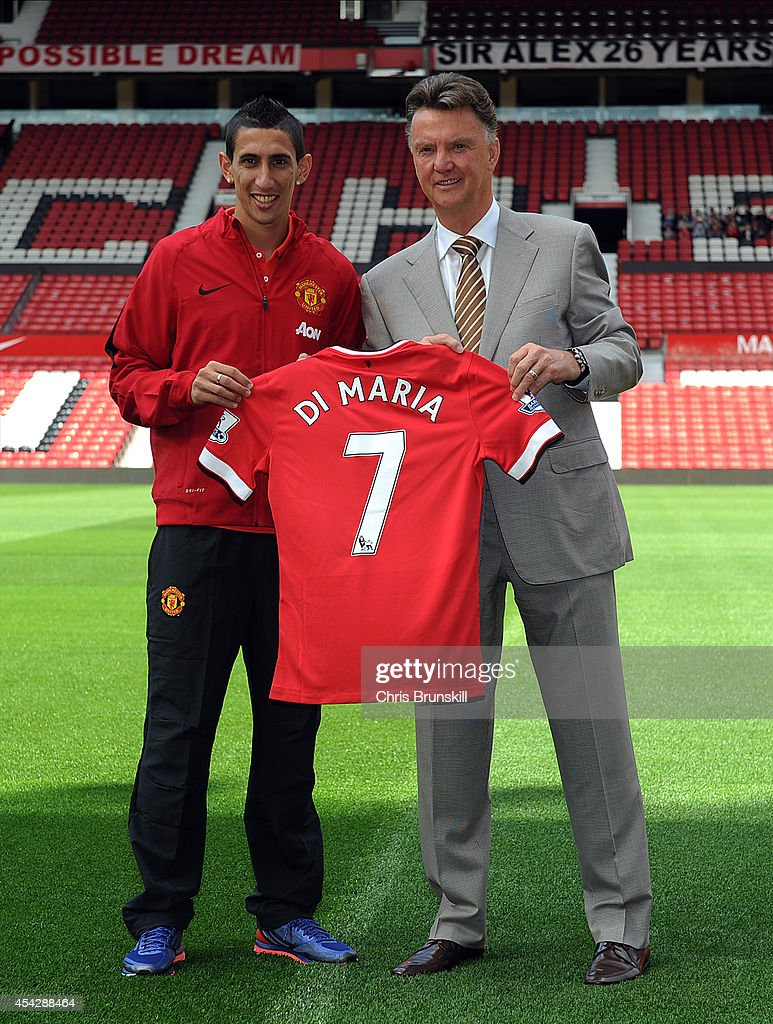 Angel di Maria Press Conference