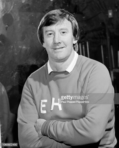 Manchester United youth coach Eric Harrison circa 1981